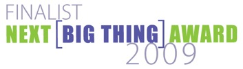 Next Big Thing (International) Award